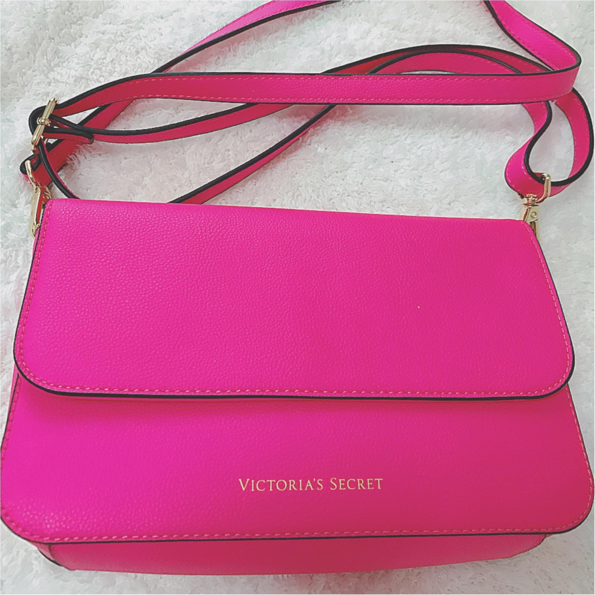 ★やっぱりビビットカラーが好き♡ビビットピンクのショルダーバッグが意外と使えるんです★_2