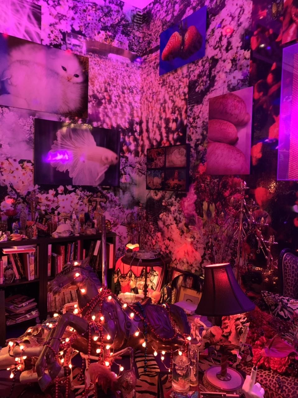 11/14(日)まで!上野の森美術館で開催中の蜷川実花展に行ってきました!_10