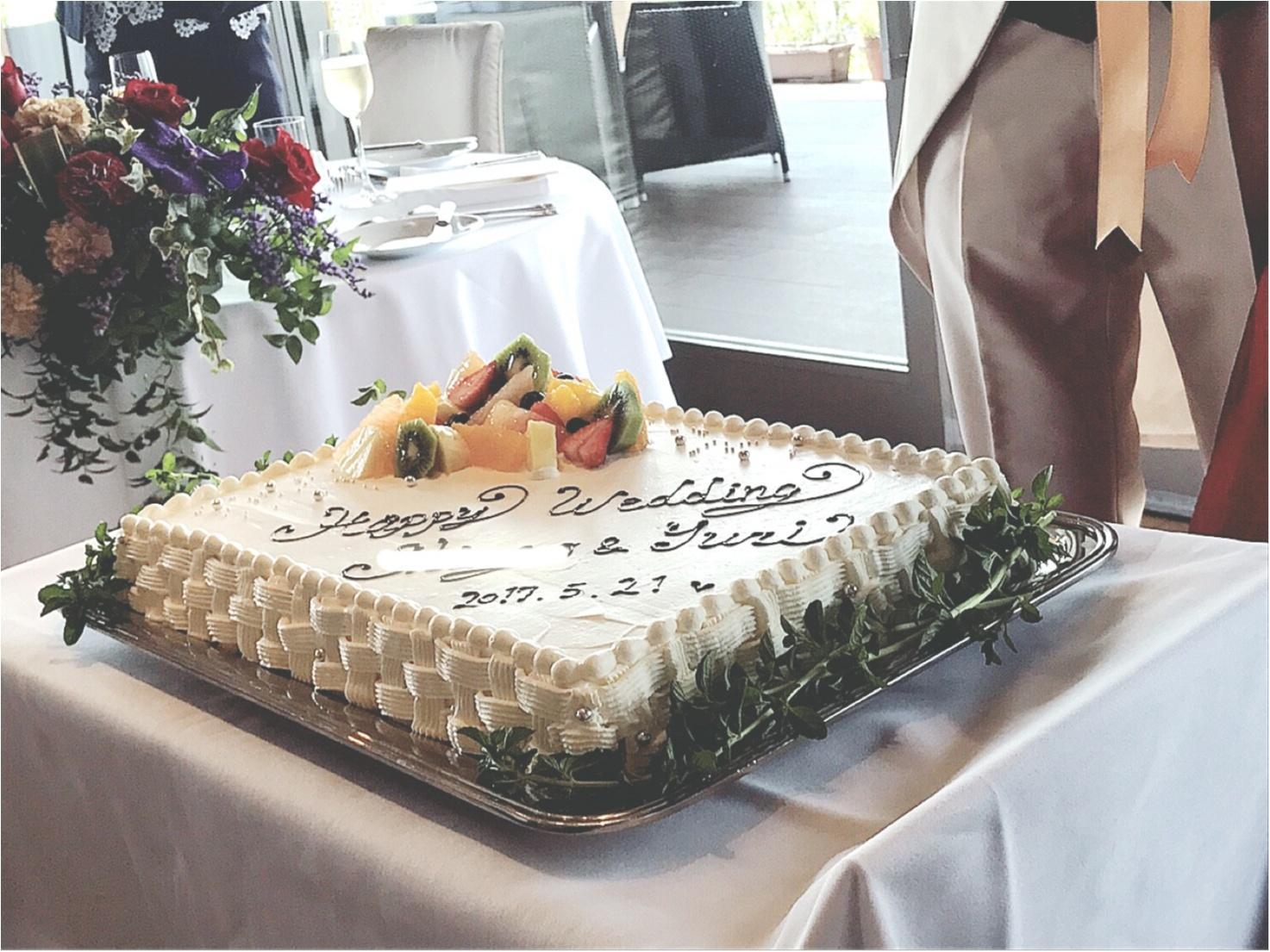 ♡私、結婚式を挙げてきました♡_3