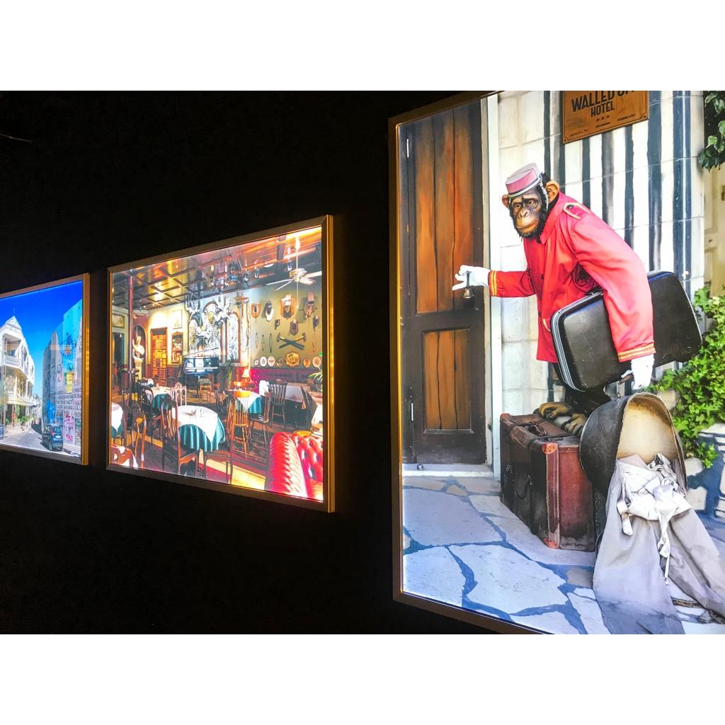 【バンクシー展】ココロを刺激する週末はいかが?横浜アソビルにて9/27(日)まで開催中!_5