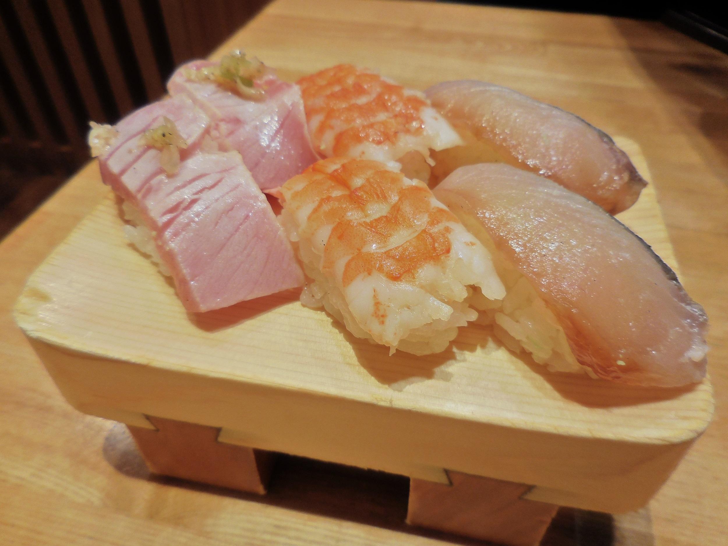 【築地玉寿司の食べ放題】時間無制限で高級寿司を楽しむ_6