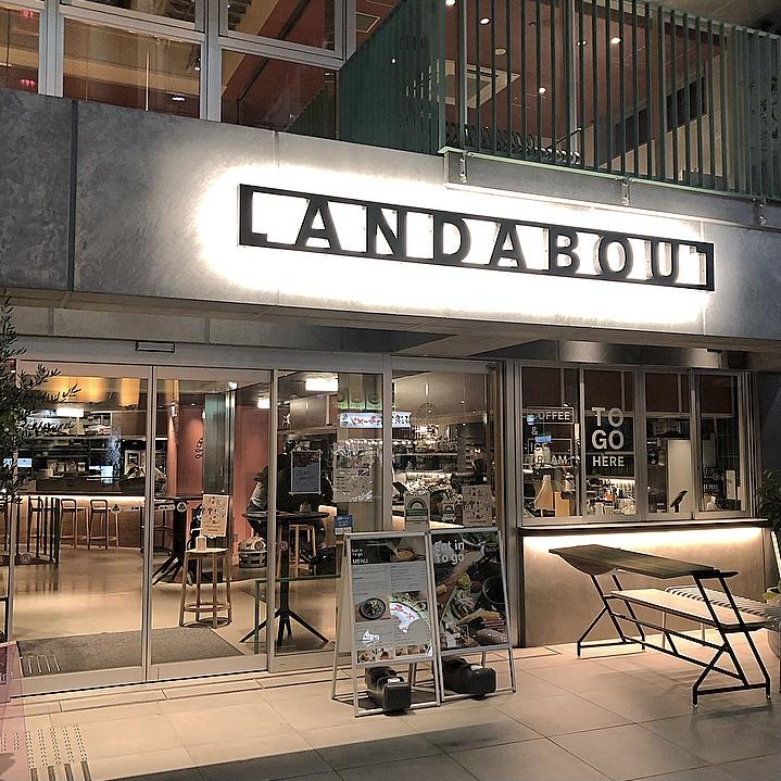 【都内ホテル】LANDABOUT TOKYO_2