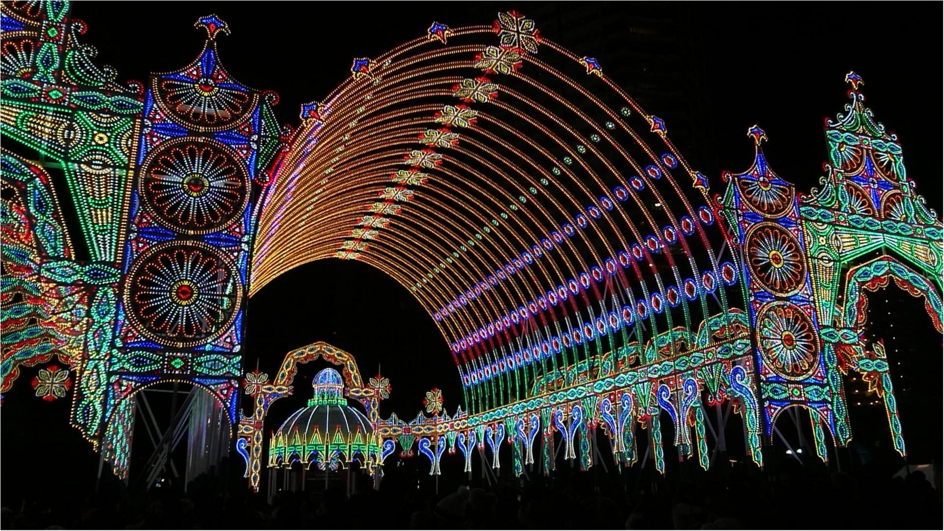 開催期間、17日まで! 輝きを増した 神戸ルミナリエ~未来への眼差し~_2