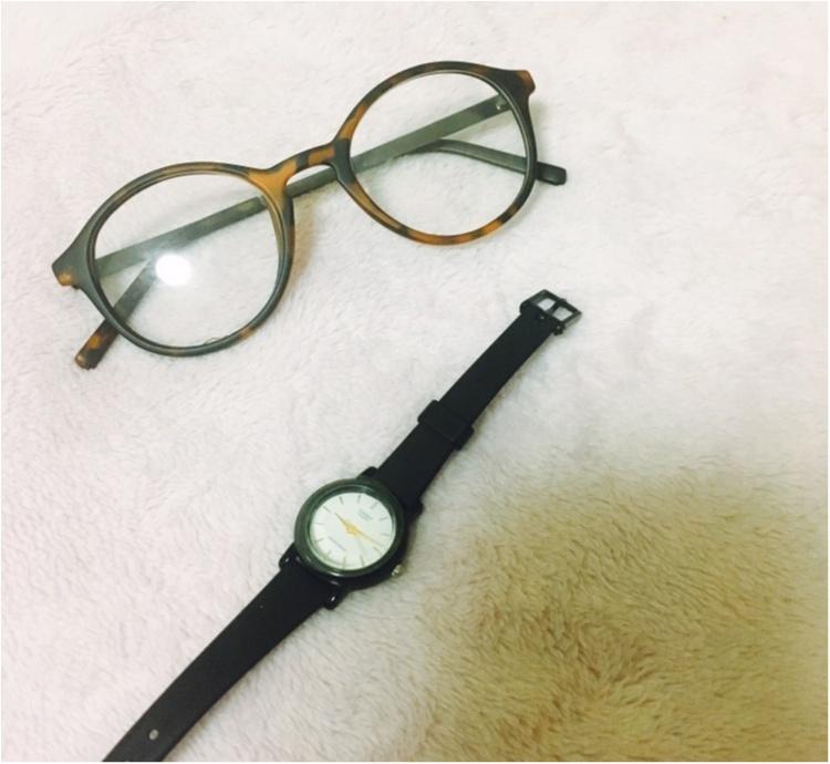 《お洒落さんになりたいならこれ♡》シンプルかわいいCASIOの腕時計はマストハブ!!_2