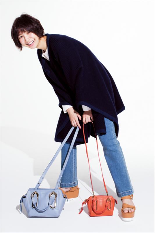 どちらを狙う?人気ブランドの「大きいバッグ」と「小さいバッグ」②_1