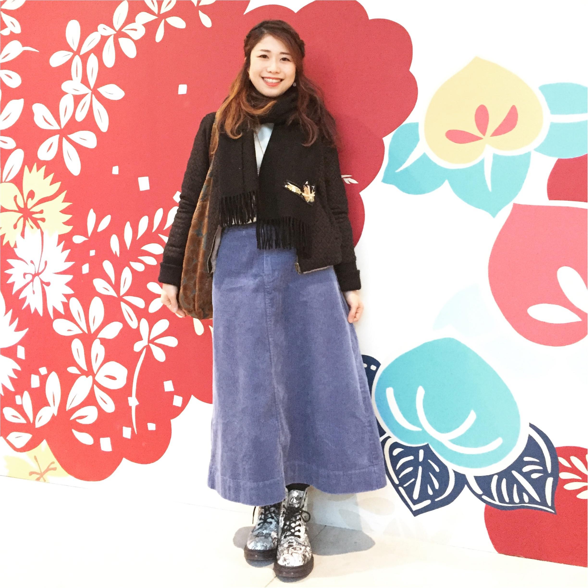 寒さ本番!今選ぶ冬の大人カジュアル✨【唄と】サイキンノユッコ【ファッション】_1