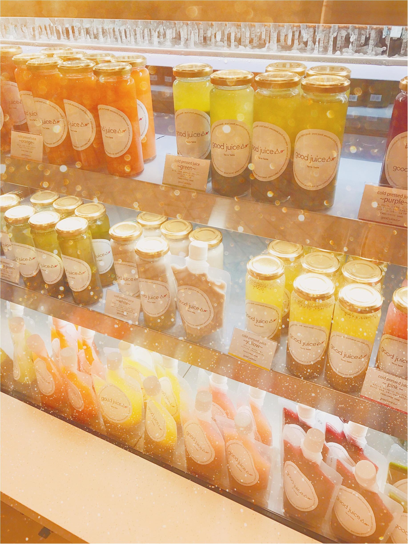 有名人御用達の「good juice」が新宿にやってきた☻手軽にできる「夜クレ」♡いまなら10%オフで買えちゃう!?_2