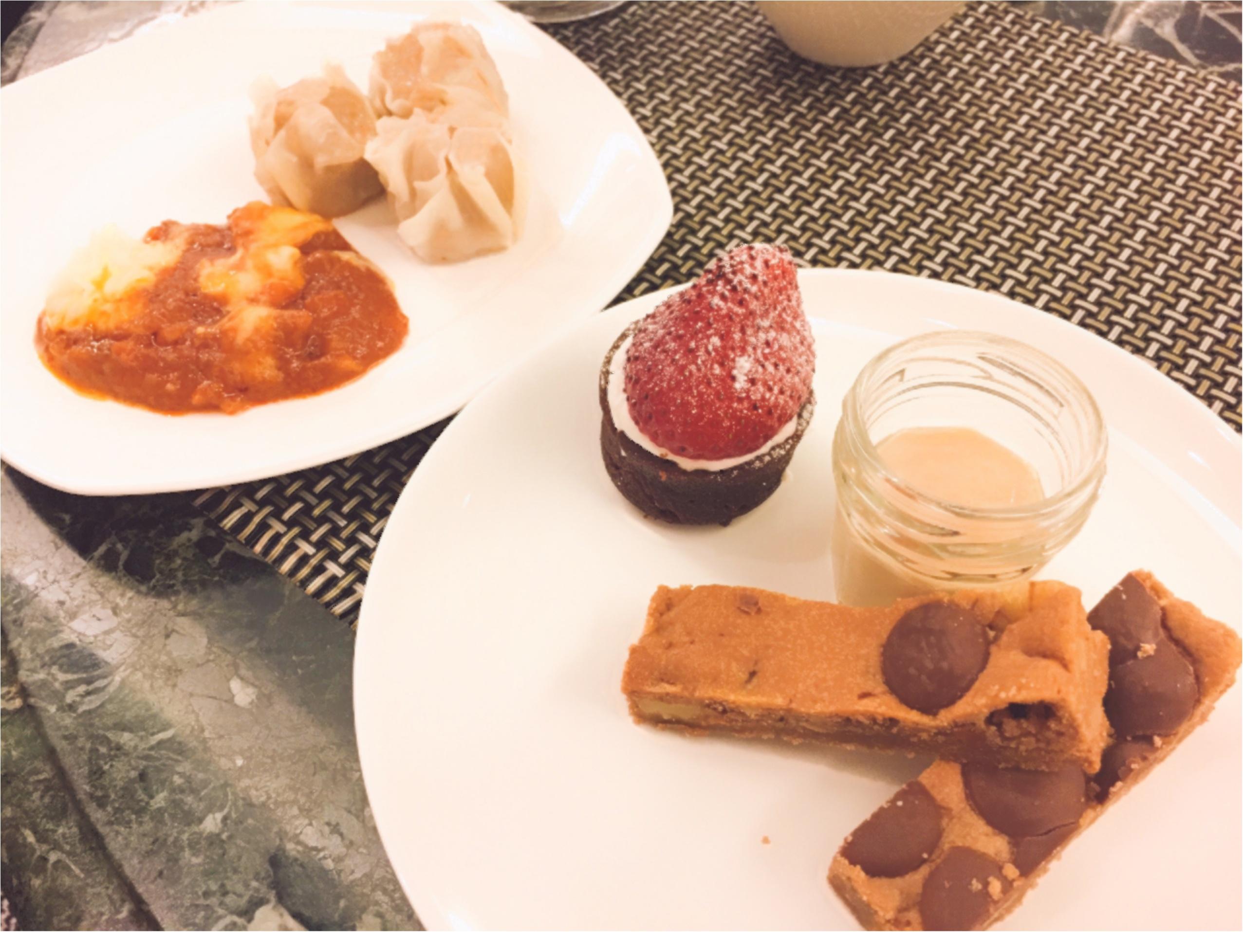 毎回大人気!ヒルトン東京のデザートブッフェ!夢のような『お菓子の家』の世界へ…♡*_6