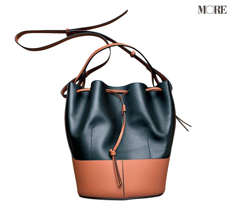 本田翼が『ロエベ』の大きめバッグを愛用する理由って? モアモデルたちのバッグ&バッグの中身大公開☆ PhotoGallery_1_1