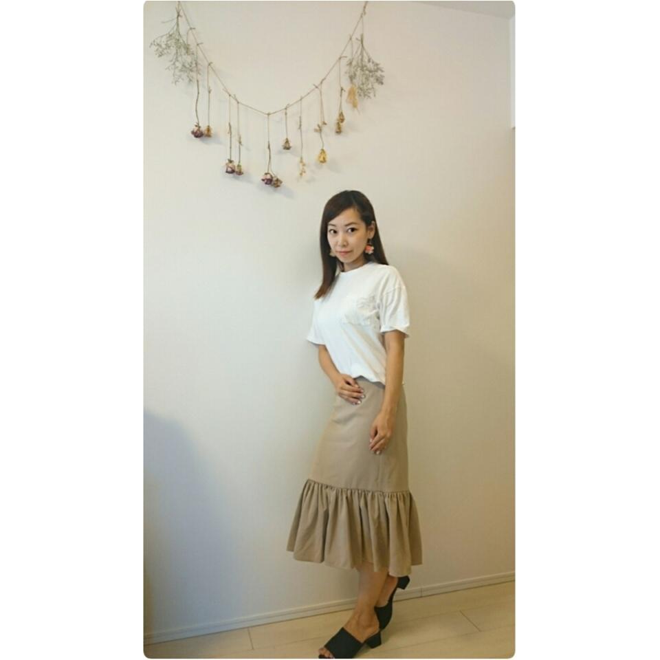 《衝撃プライス》可愛くて使えるスカートがGUで190円!!!!???_3