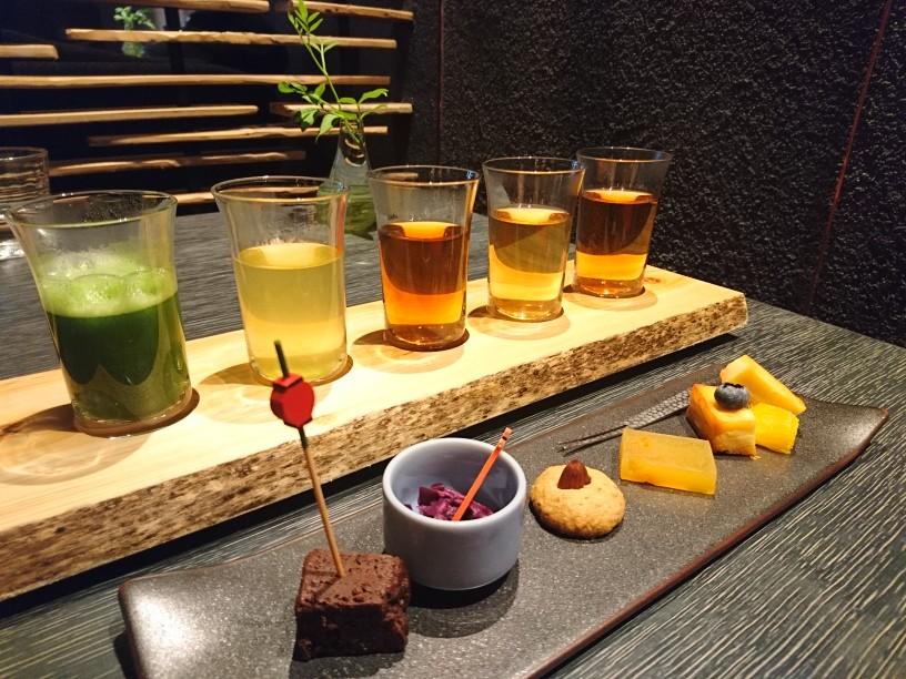 ≪京都・河原町≫日本茶もさまざま。茶詠みをしましょ【祇園北川半兵衛】_1