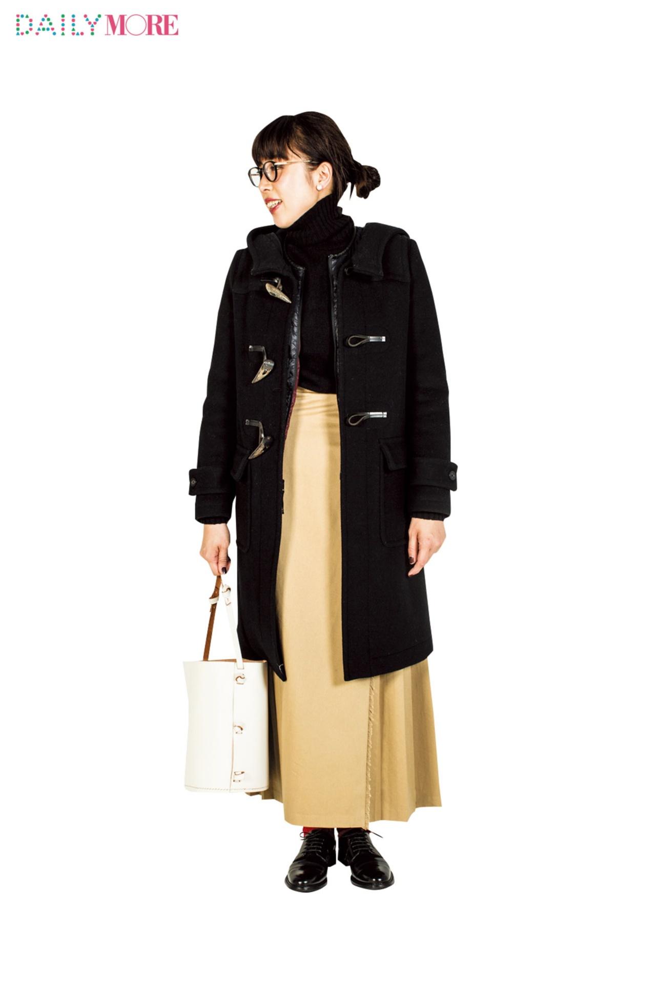 【こんなに着てるなんて、ウソでしょ!?】寒がりスタイリスト・石上美津江の絶対に着太りしない厚着ルポ_3