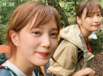 本田翼、仲良しの大政絢さんとの女子旅を振り返る♡【モデルのオフショット】