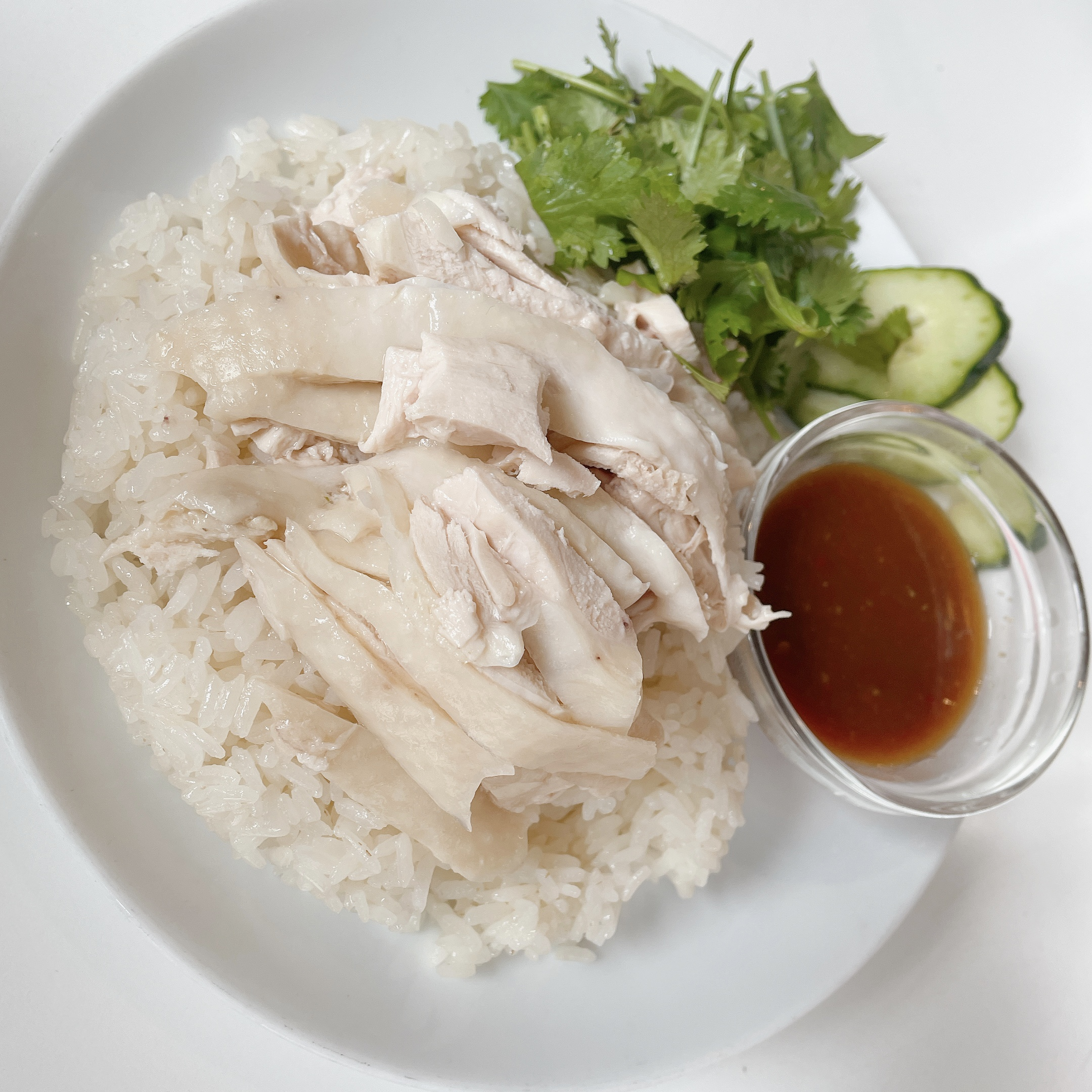 ♛ Lunch ♛ 東京カオマンガイ(神田)_1