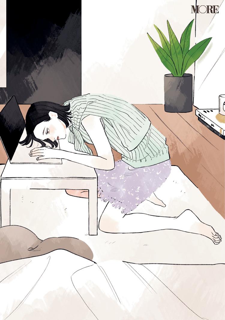 【着回しまとめ】7/25(金)〜7/27(金)通勤服厳しめ派・アオイの『涼しげ寒色服着回し』コーデ全部見せ☆_1_1