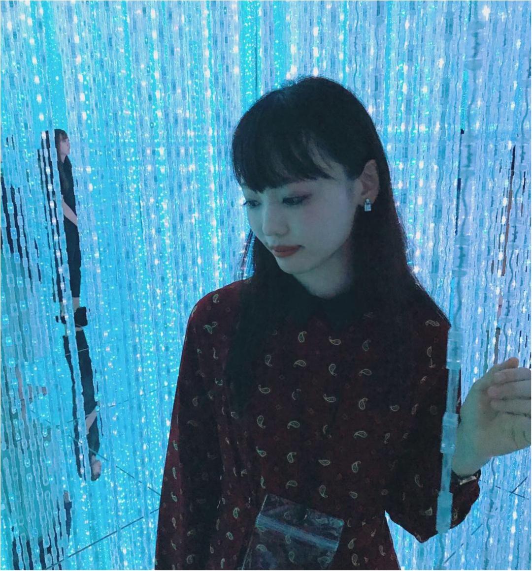 【豊洲】話題の体験型アート☆チームラボ プラネッツ に行ってきました_1