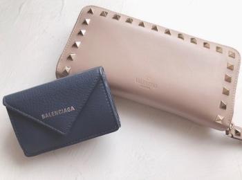 【20代女子の愛用財布】長財布とミニ財布の使い分け♡豆知識つき♡