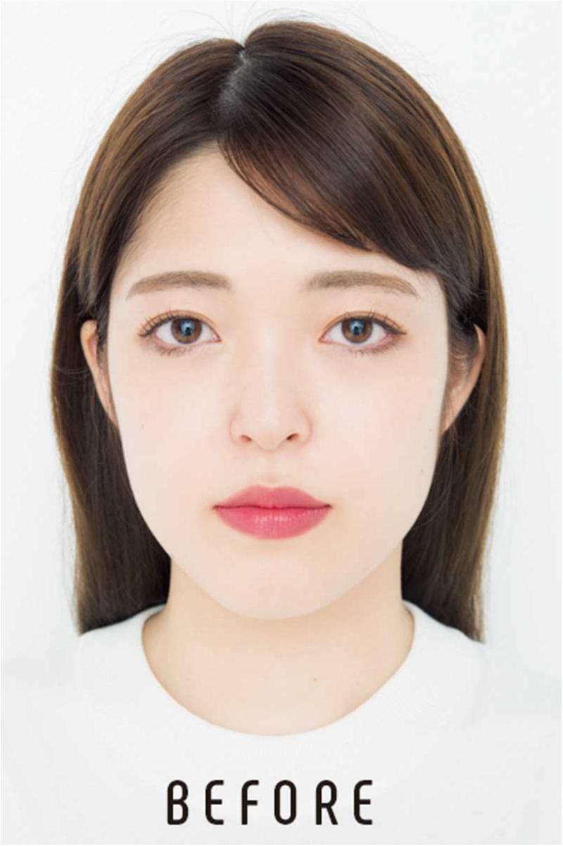 平行眉メイク特集 - 眉毛の形の整え方、描き方のポイントまとめ_30