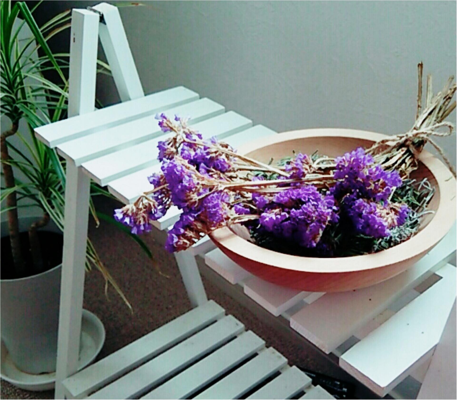 """「お花は枯らしちゃうから・・」だったら最初から【ドライフワラー】で!""""花のある生活""""を叶えちゃお♪飾り方のコツも(443 まゆ _2"""