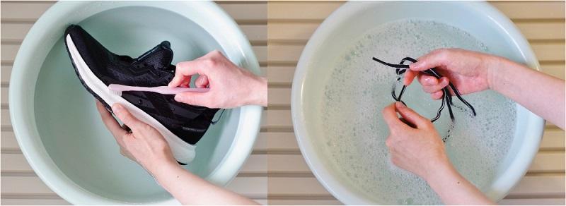 ランニングシューズの正しい洗い方、教えます。トレーニンググッズもしっかりメンテナンスしよう!_3