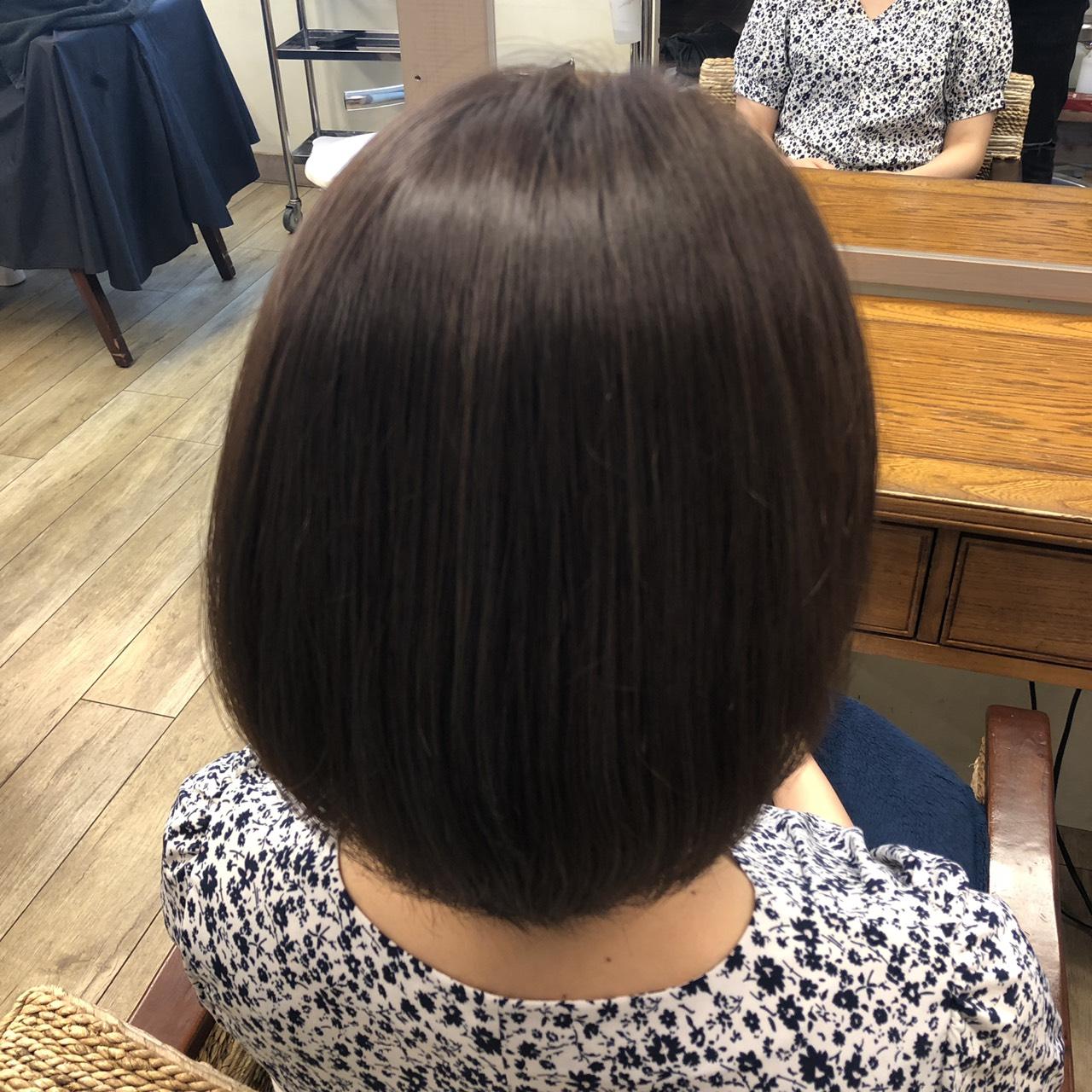 【ノンダメージカラー】今、大注目のヘアカラー!!髪にお悩みある方、必見です!!_2