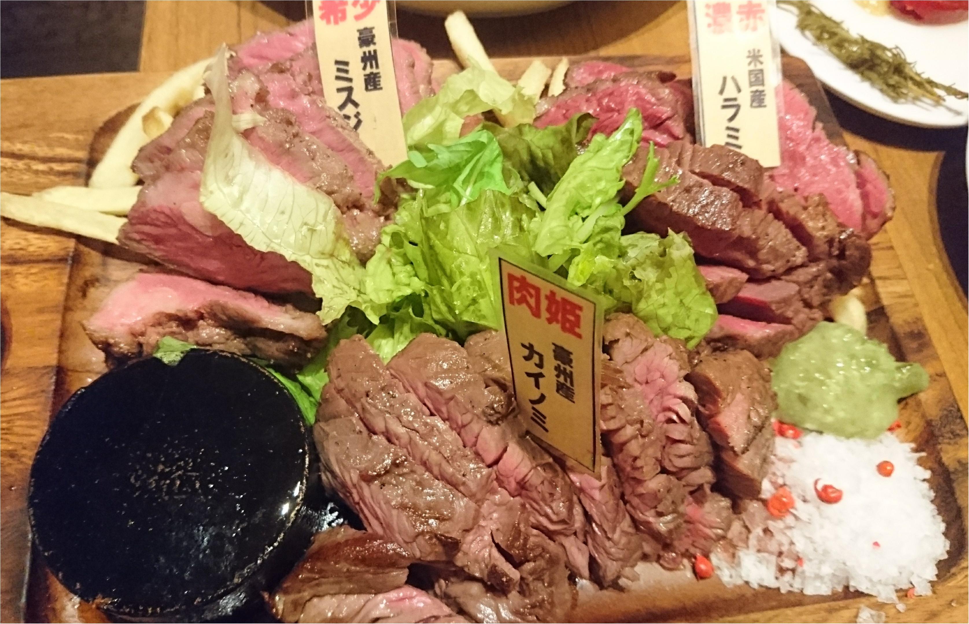 お肉が食べたくなったら肉バル!ひっそりとこんなところでおいしいお肉が食べられる\(^^)/_2