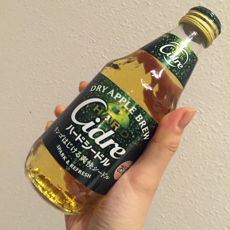 女子向けアルコールの新提案!ハードシードルがフルーティーで美味しい♡_3