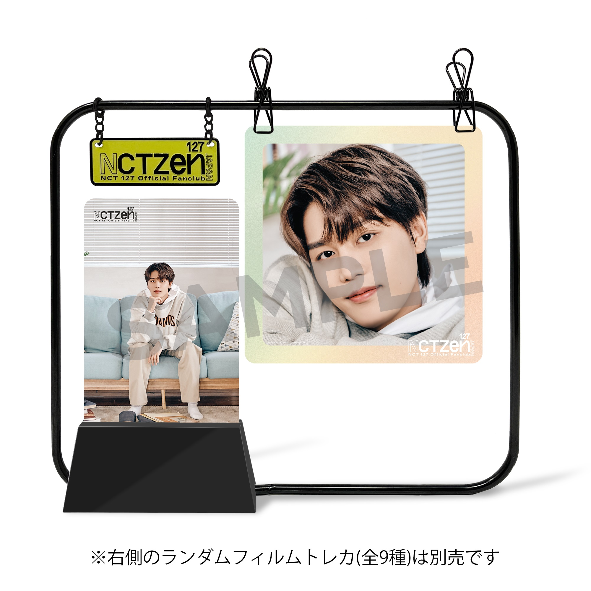 【NCT 127】『NCT 127 OFFICIAL BOOK Vol.4』グッズを、メンバー別に詳しく紹介!_2_4