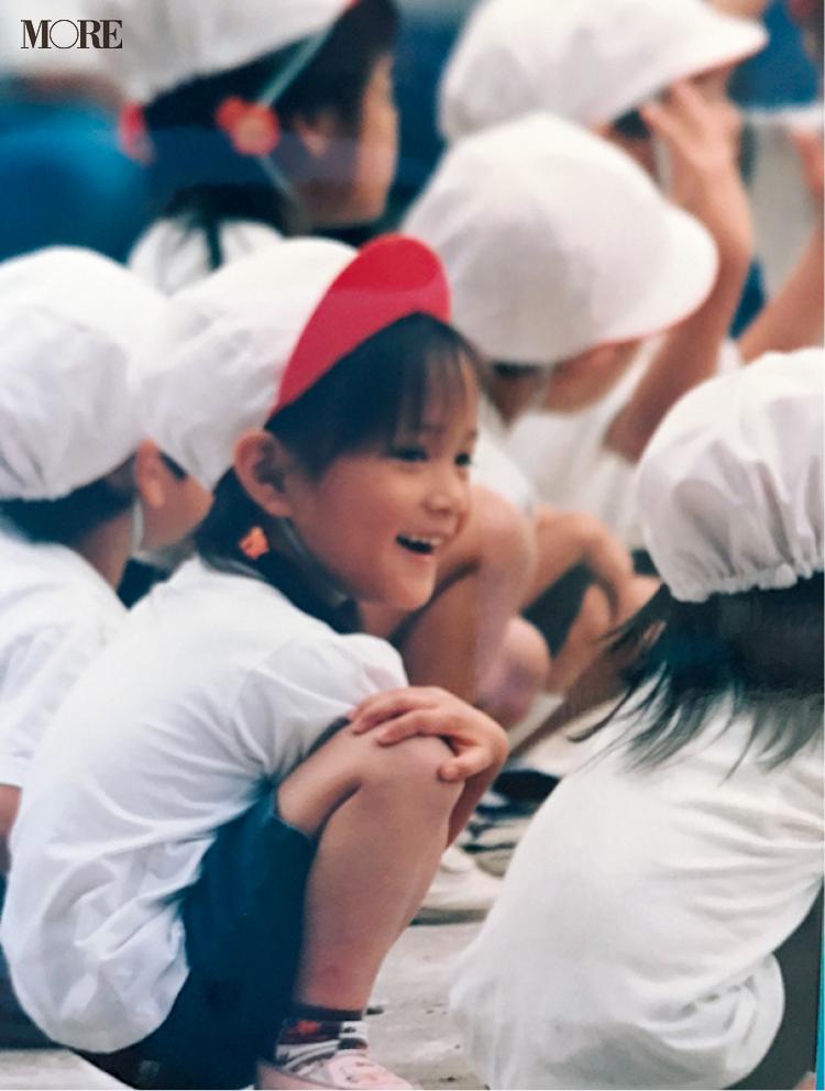 本田翼の可愛すぎる運動会ショット公開☆ 小学生時代のばっさーはどんな子だった? PhotoGallery_1_2
