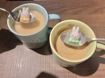 【今年の三月にOPEN】可愛すぎるミッフィーカフェ