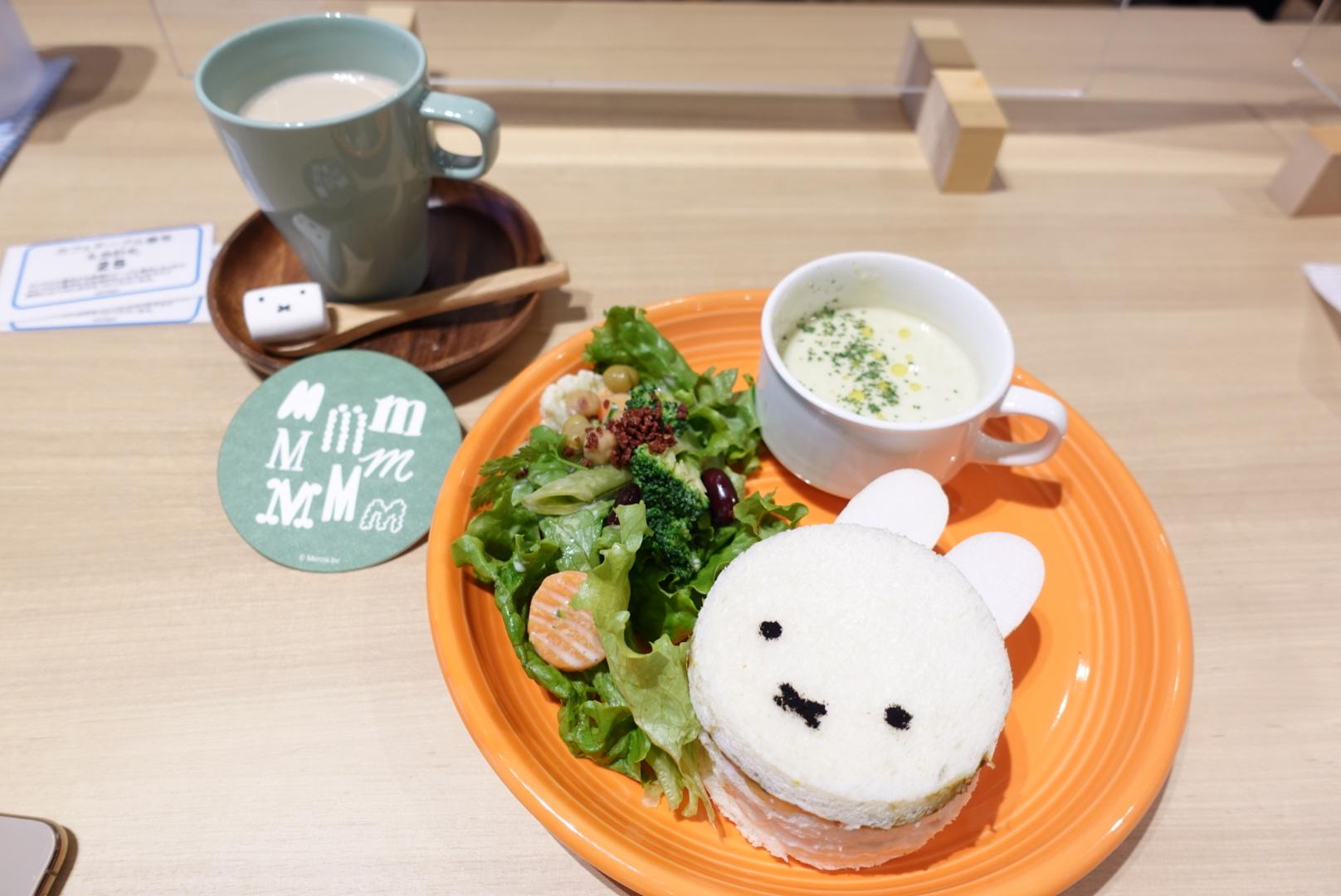 大阪上陸!『MIFFY cafe』ミッフィー65周年を記念してオープン!オランダ料理やグッズが盛りだくさん!かわいすぎるし期間限定なので早く予約してみてね_3