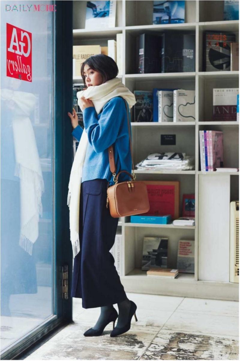 真冬に着たいおしゃれなオフィスカジュアル♪ 旬な「お仕事服見本」まとめ♡_1_5
