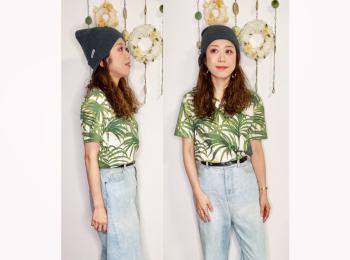 【オンナノコの休日ファッション】2020.9.12【うたうゆきこ】