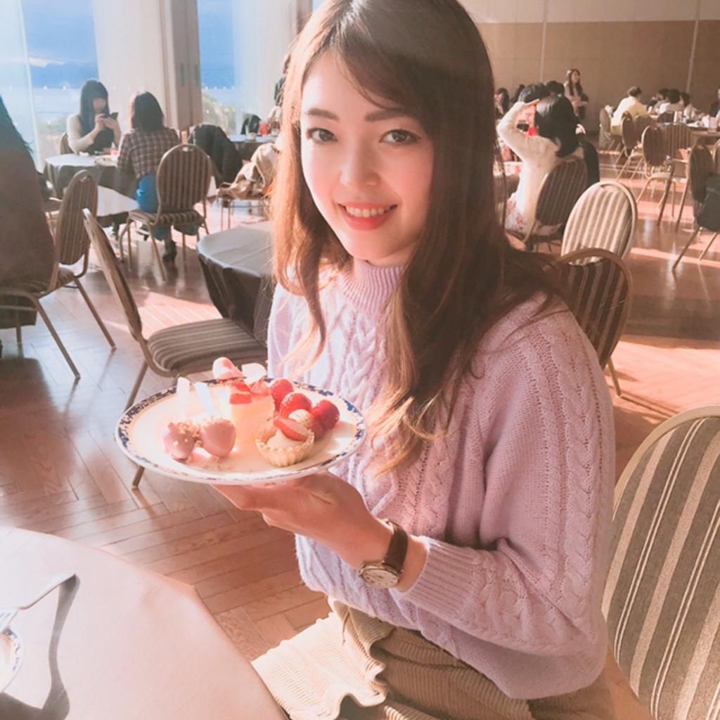 春を先取り!鎌倉プリンスホテルのストロベリースイーツ&ライトミールブッフェ2019 ♡♡_12