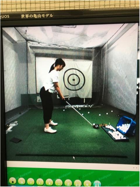 """スコアの伸び悩みを『エースゴルフクラブ』で相談。""""宮里藍選手""""をイメージしたら打てるように!【#モアチャレ ゴルフチャレンジ】_1_2"""
