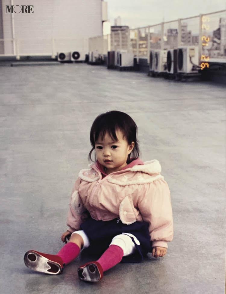 逢沢りなの子ども時代はケンカ多めだった⁉︎ 可愛すぎる幼少期のレアショットを公開♡_2