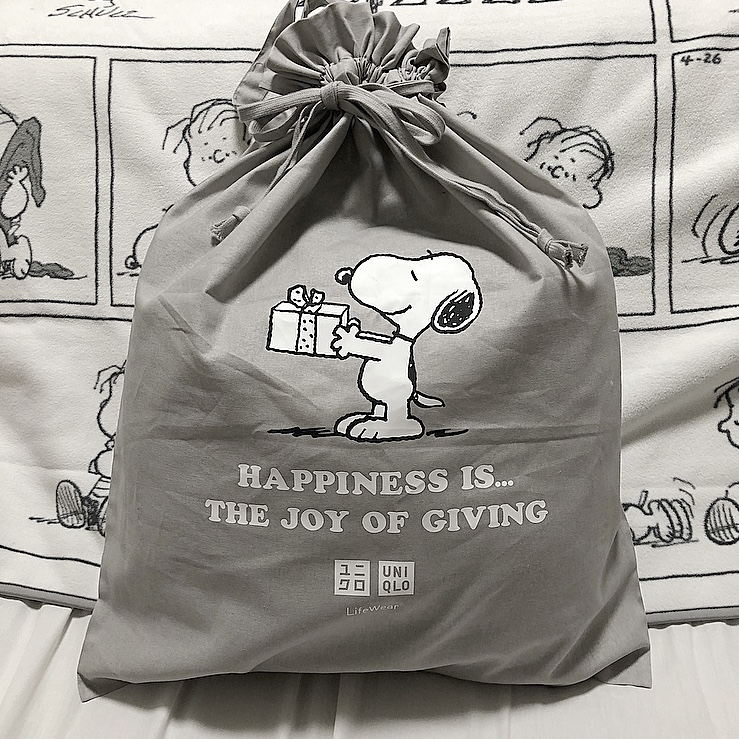 【UNIQLO】PEANUTS HOLIDAY COLLECTION_6