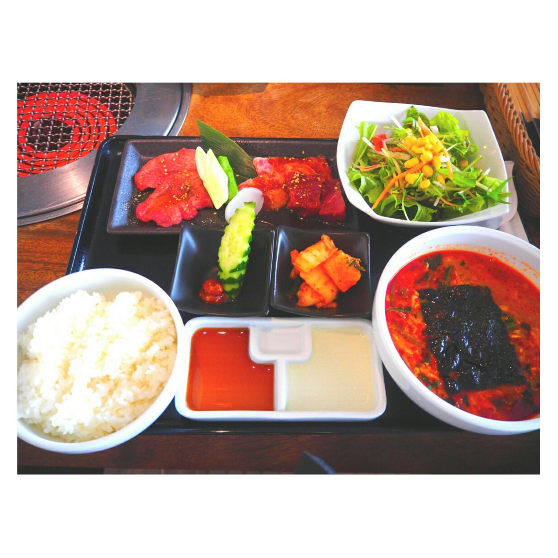 ◆一押しランチ!◆地上46階からの眺めとおいしい焼肉♡♡@汐留_2