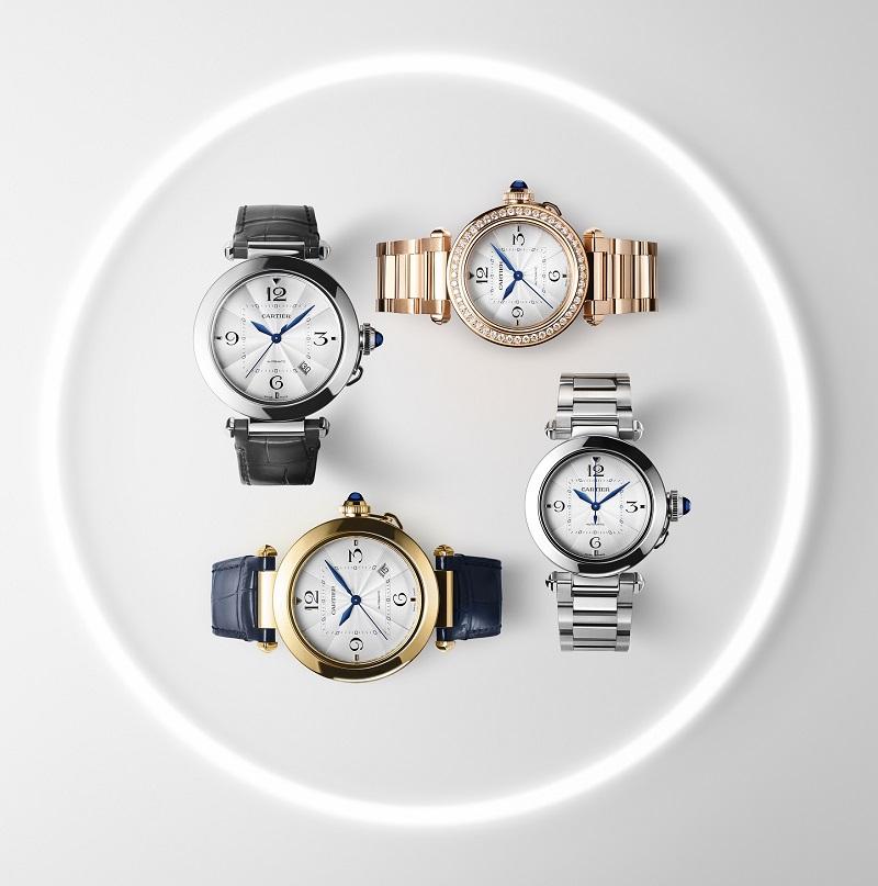 『カルティエ』パシャ ドゥ カルティエの時計