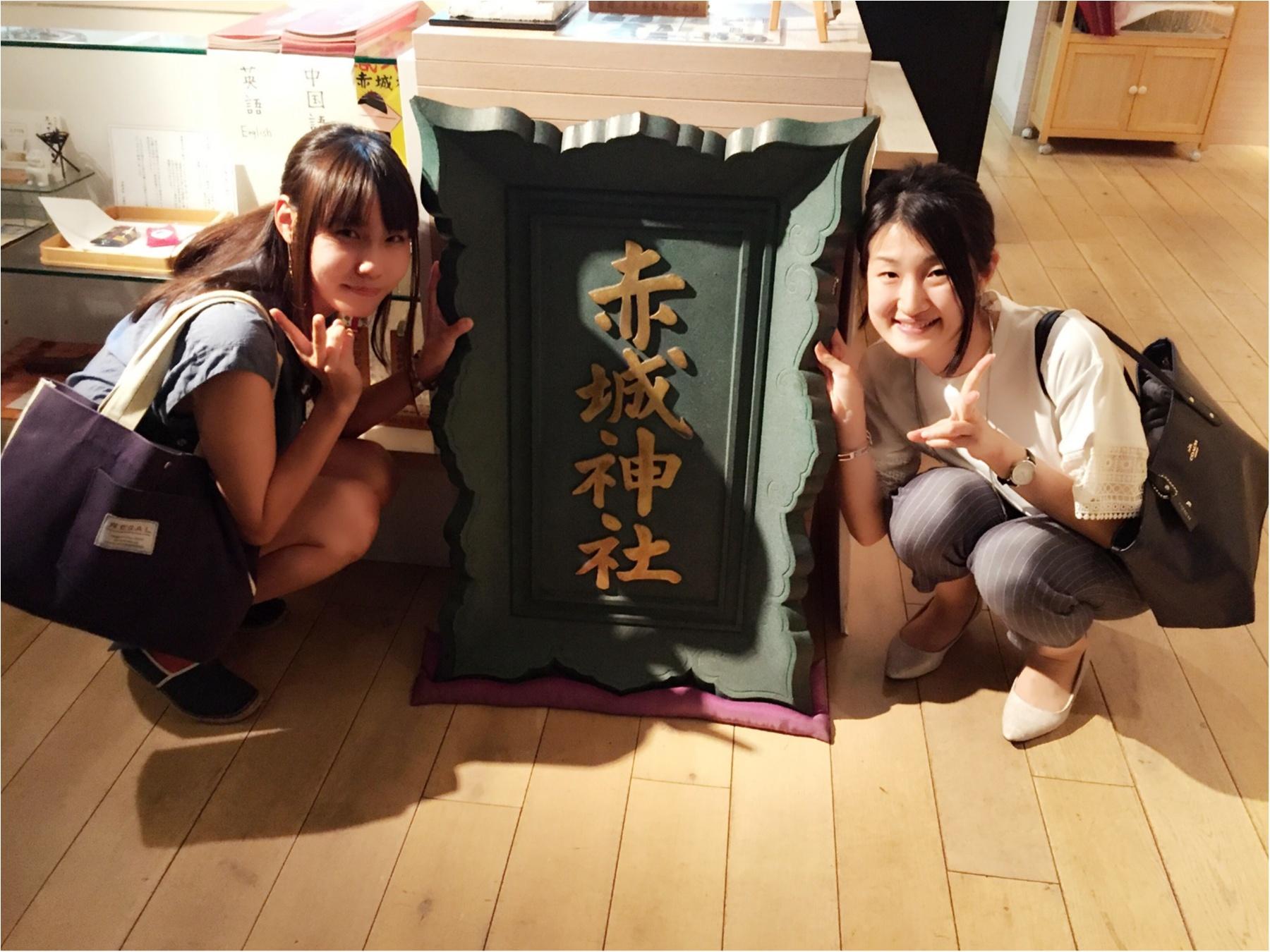 …ஐ 行ってみました!神楽坂の神社にあるcaféがお洒落だって知ってる? ஐ¨_8