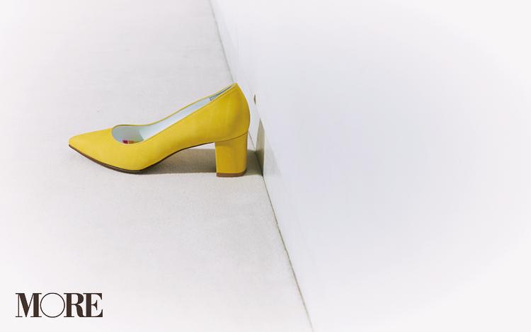 ヒール靴、フラット靴、スニーカー。20代におすすめのシューズをブランド別にご紹介 | レディース_12
