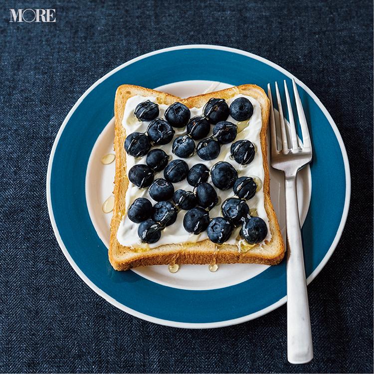食パンのスイーツアレンジ♡ いちごやりんごなど、フルーツを使った簡単レシピのおすすめ3選_3