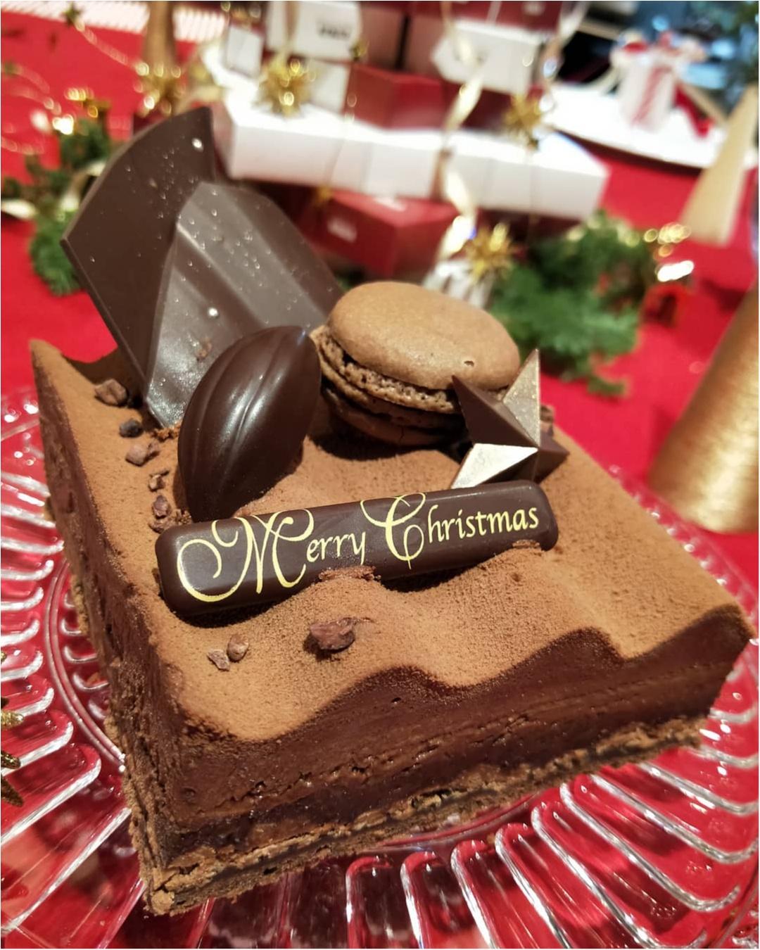 横浜チョコレート専門店「バニラビーンズ」のクリスマスケーキ試食会レポ♡_2