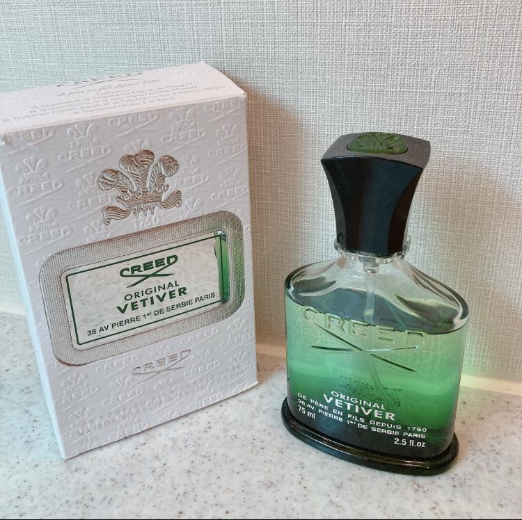【一期一会✳︎香水】英国王室御用達香水CREED ベチバー_1
