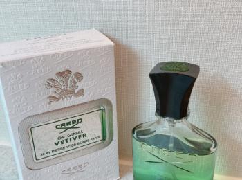 【一期一会✳︎香水】英国王室御用達香水CREED ベチバー