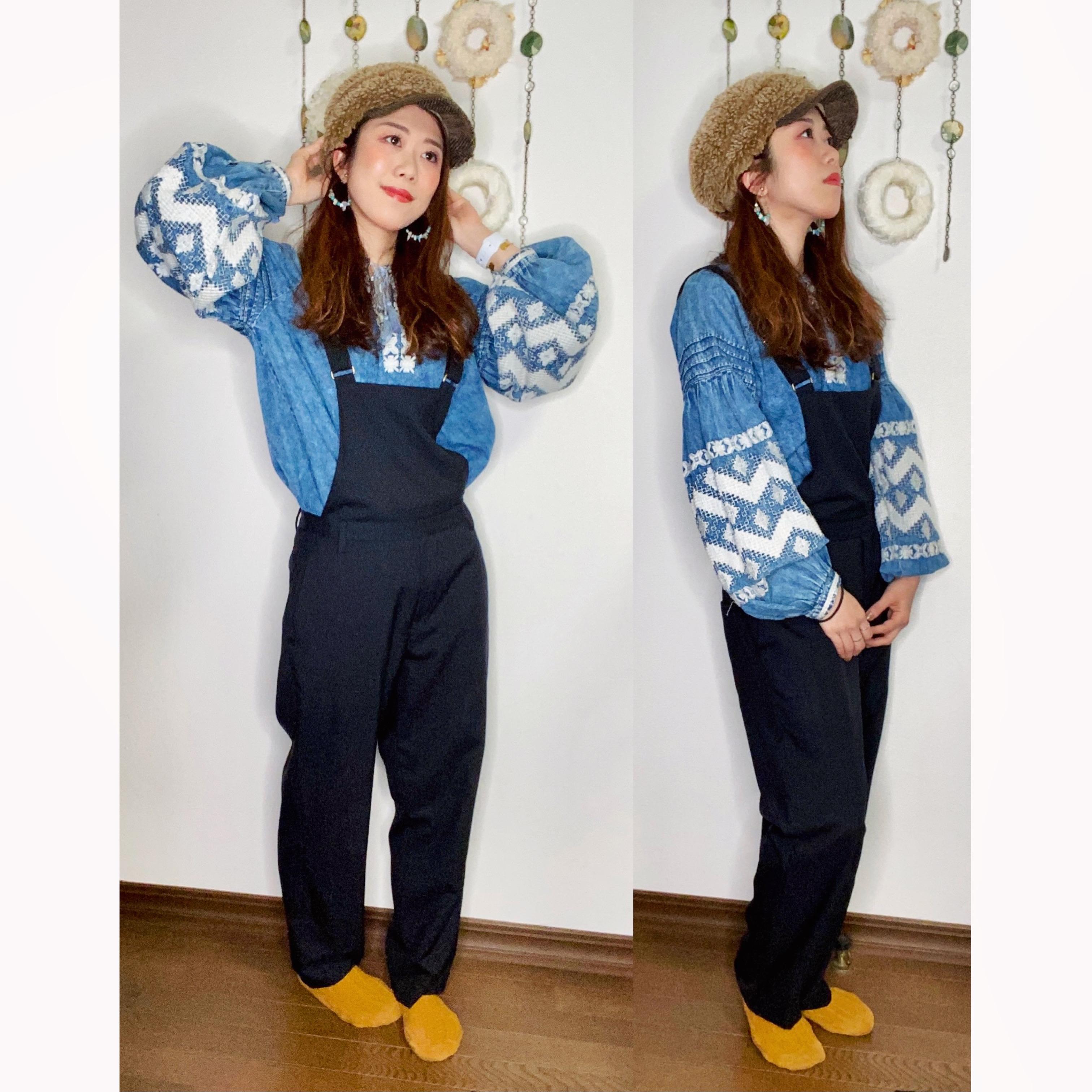 【オンナノコの休日ファッション】2020.11.21【うたうゆきこ】_1