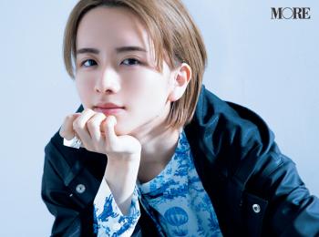 【板垣李光人さんインタビュー】SEVENTEENを推すアイドルオタクな一面も