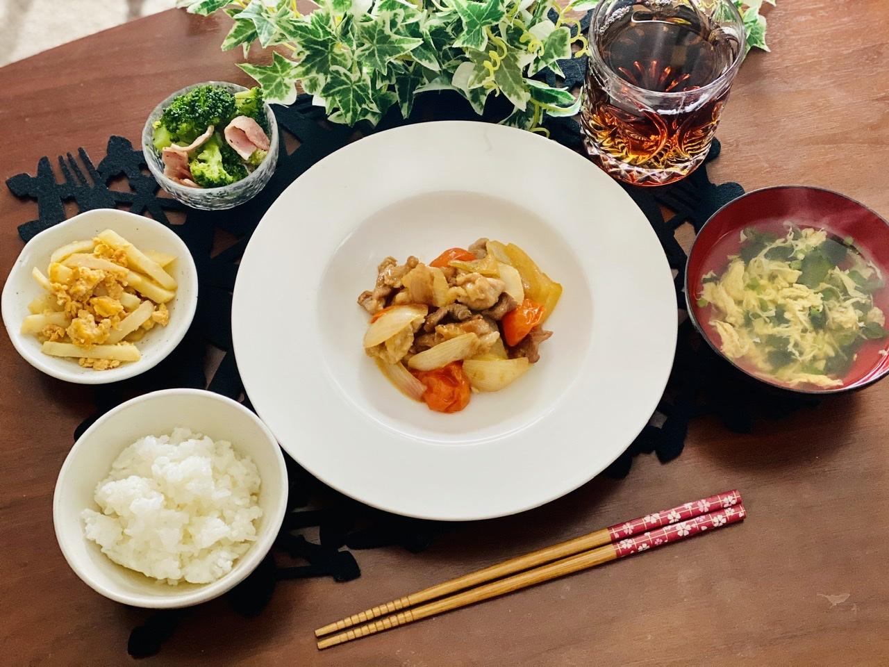 【今月のお家ごはん】アラサー女子の食卓!作り置きおかずでラク晩ご飯♡-Vol.13-_9