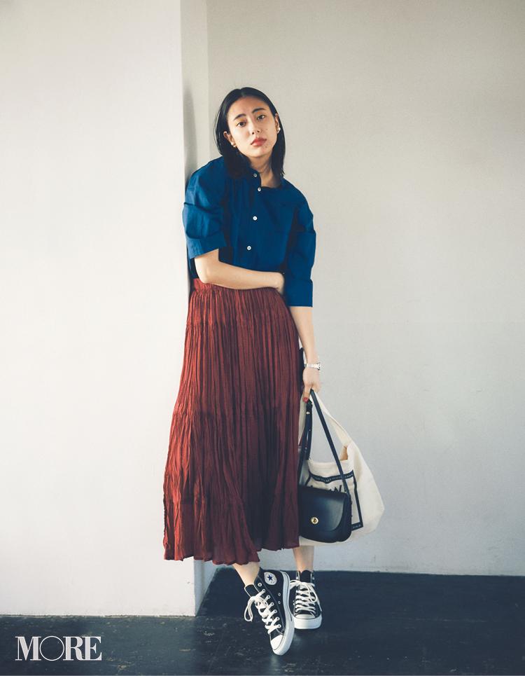コンバースのスニーカー特集 - 20代ファッション(レディース) | おすすめのコーディネートまとめ_1