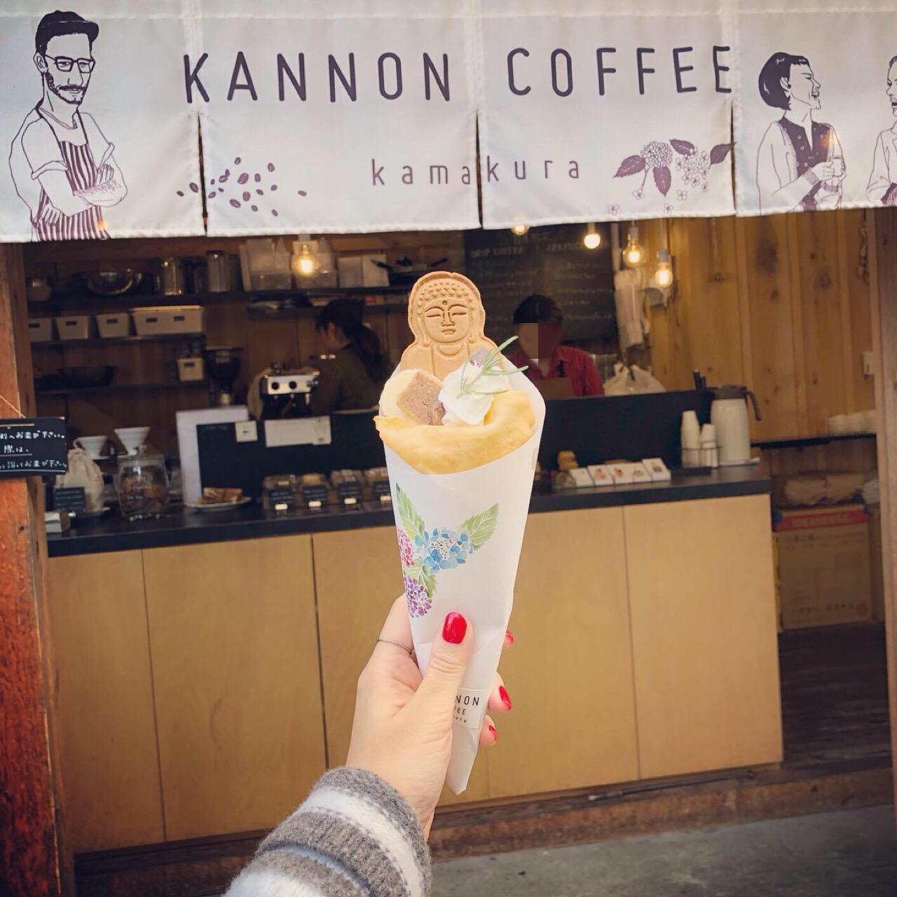 <神奈川*鎌倉>大仏のビスケットがかわいすぎる♡人気コーヒースタンドでいただくクレープが絶品!♡_1